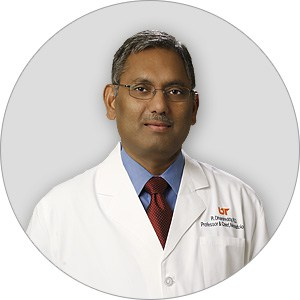 Ramasubbareddy Dhanireddy, M.D.