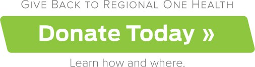 Donate to Regional One