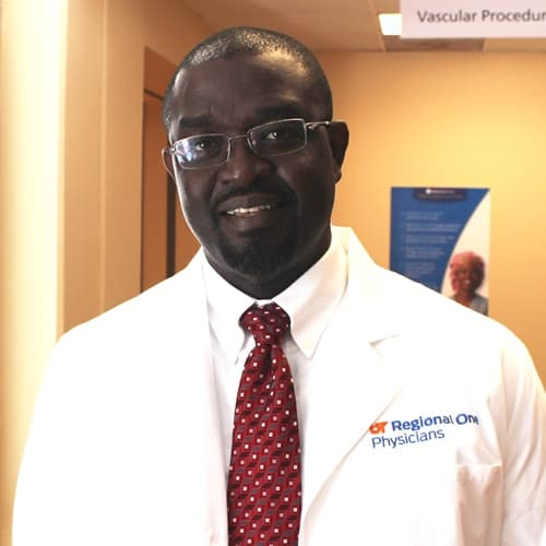 Regional One Health's Ayotunde Dokun, MD joins national