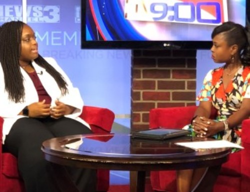 In the news: Dr. Tate discusses maternal mortality on Live at 9