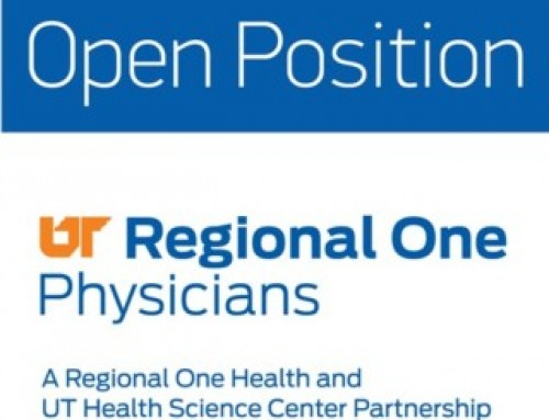 New positions now open at UT-Regional One Physicians