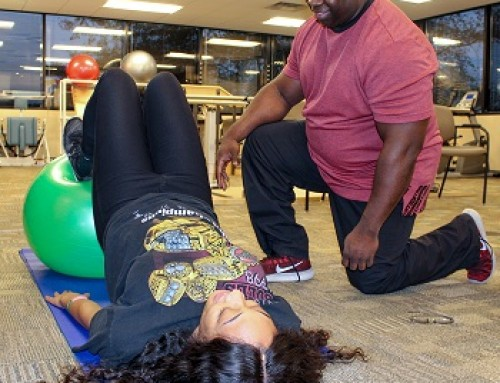 Personal Trainer Makes the Difference in New Post-Rehab Wellness Program