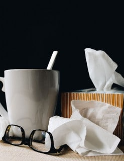 Tissues and Tea
