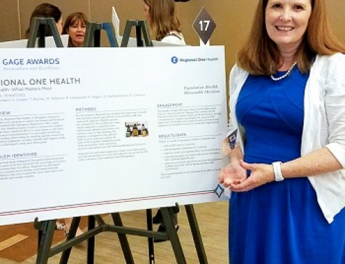 Regional One Health honored by America's Essential Hospitals for population health work