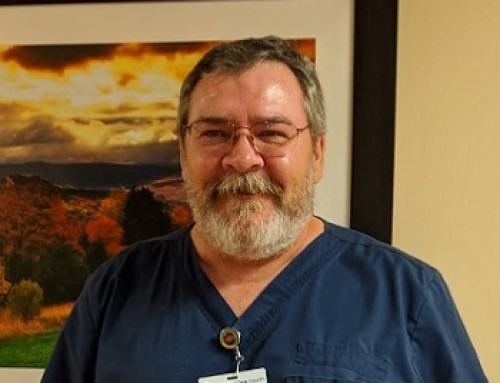 From miracle to miracle worker: Earl House Jr., once a trauma patient, now helps save lives as an RN at Regional One Health