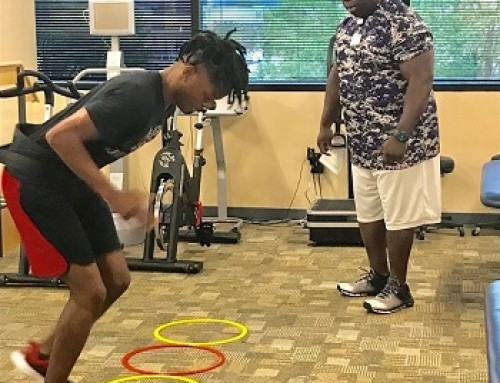 Student athletes Ty and Sariah Conley get to the next level with Regional One Health's Post-Rehab Wellness Program