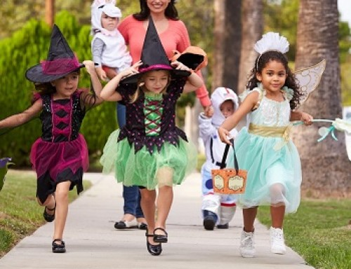 Halloween and Harvest safety is up to all of us – keep this year's holiday fun with these easy tips from Regional One Health