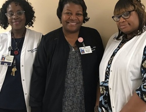 Thomas Trotta's road trip didn't include a stop in Memphis – but when disaster struck, Regional One Health's Subacute Care team made him feel at home.