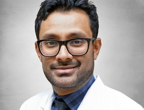 Dr. Ram Velamuri brings expertise, compassion to new role as Firefighters Burn Center Associate Medical Director