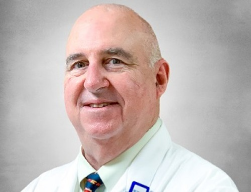 Dr. Tony Alleman joins Wound Care Center, where holistic care and hyperbaric oxygen therapy provide new chance at healing