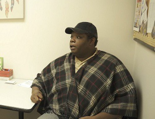 Clarence Gray survived a critical injury, only to face grim odds of recovering while living on the streets. That's when ONE Health stepped in.