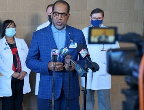 In aftermath of tragedy, Regional One Health leaders extend prayers and reassurances that the community's emergency response network is strong