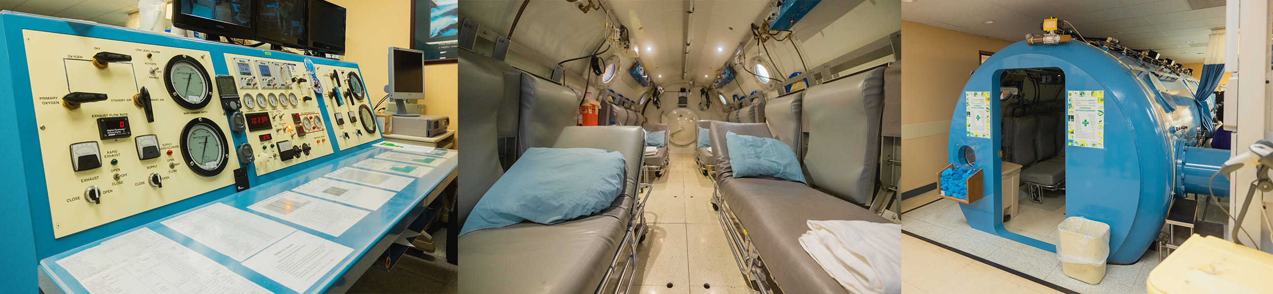 Hyperbaric Oxygen Therapy   Regional One Health